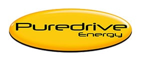 Puredrive Energy Logo designed by 1st 4 Media Ltd